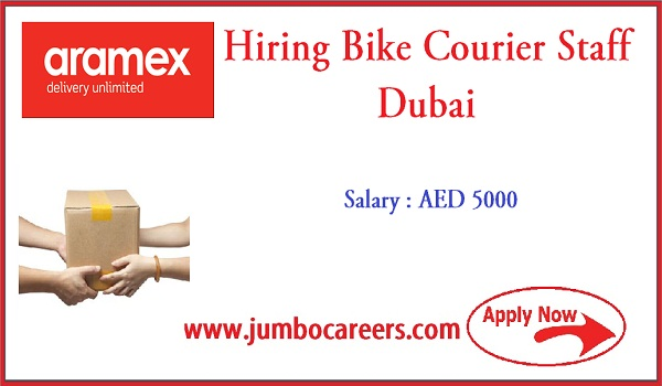 Delivery driver jobs with free visa, available job vacancies in UAE,