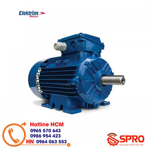 Mô tơ điện Elektrim EM71B-4 3 pha công suất 0.5HP