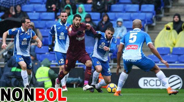 Cuplikan Gol Barcelona 1-1 Espanyol | Liga Spanyol Pekan 22
