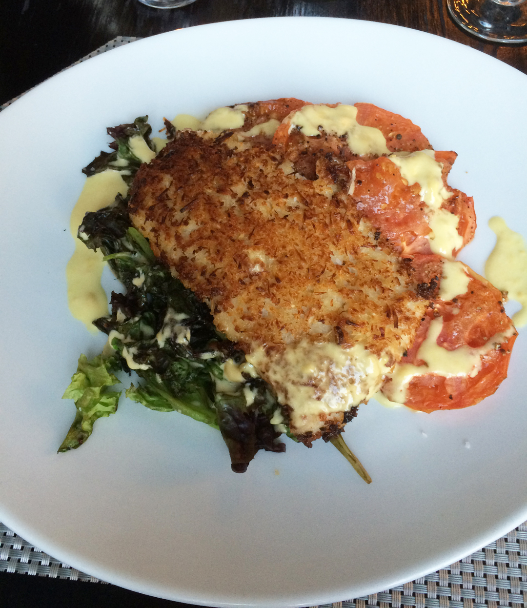 Recipes, Recaps, And Restaurant Reviews: The French Kitchen At The Lord Baltimore Hotel