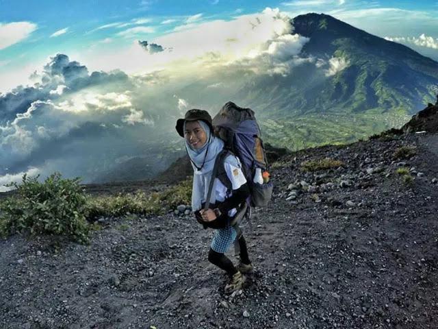 Berolahraga Sebelum Naik Gunung
