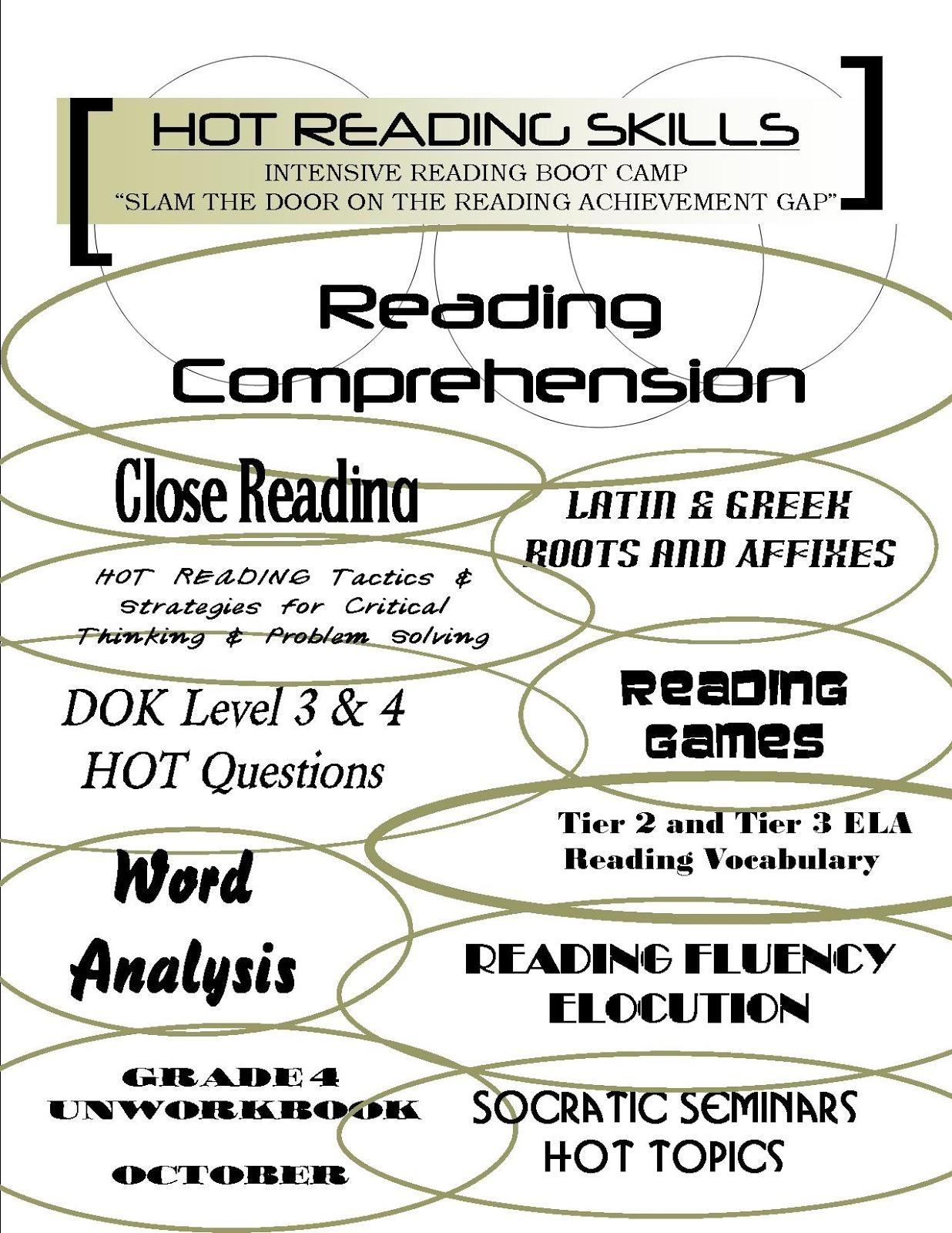 medium resolution of Reading Sage: FLUENCY DRILLS 4TH/5TH GRADE