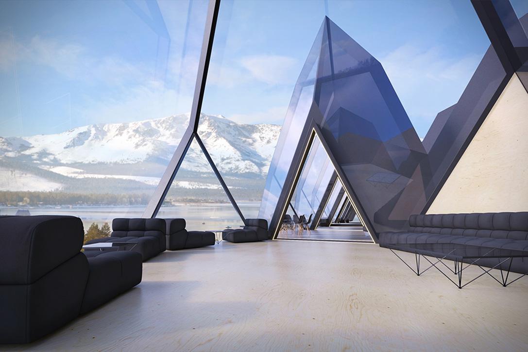 Studio X den Sürrealist Bir Otel Yaklaşımı TETRA HOTEL