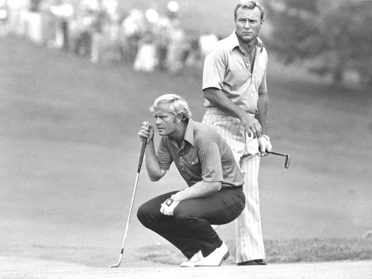 The King of golf Arnold Palmer is dies at 87