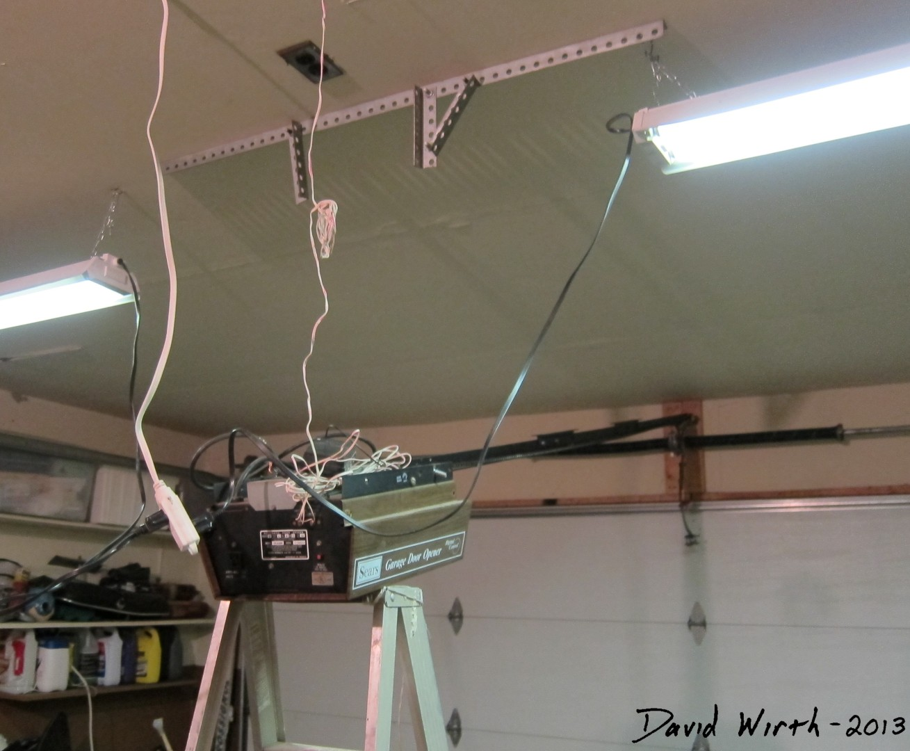 hight resolution of how to fix a sears garage door opener repair garage door 1 2
