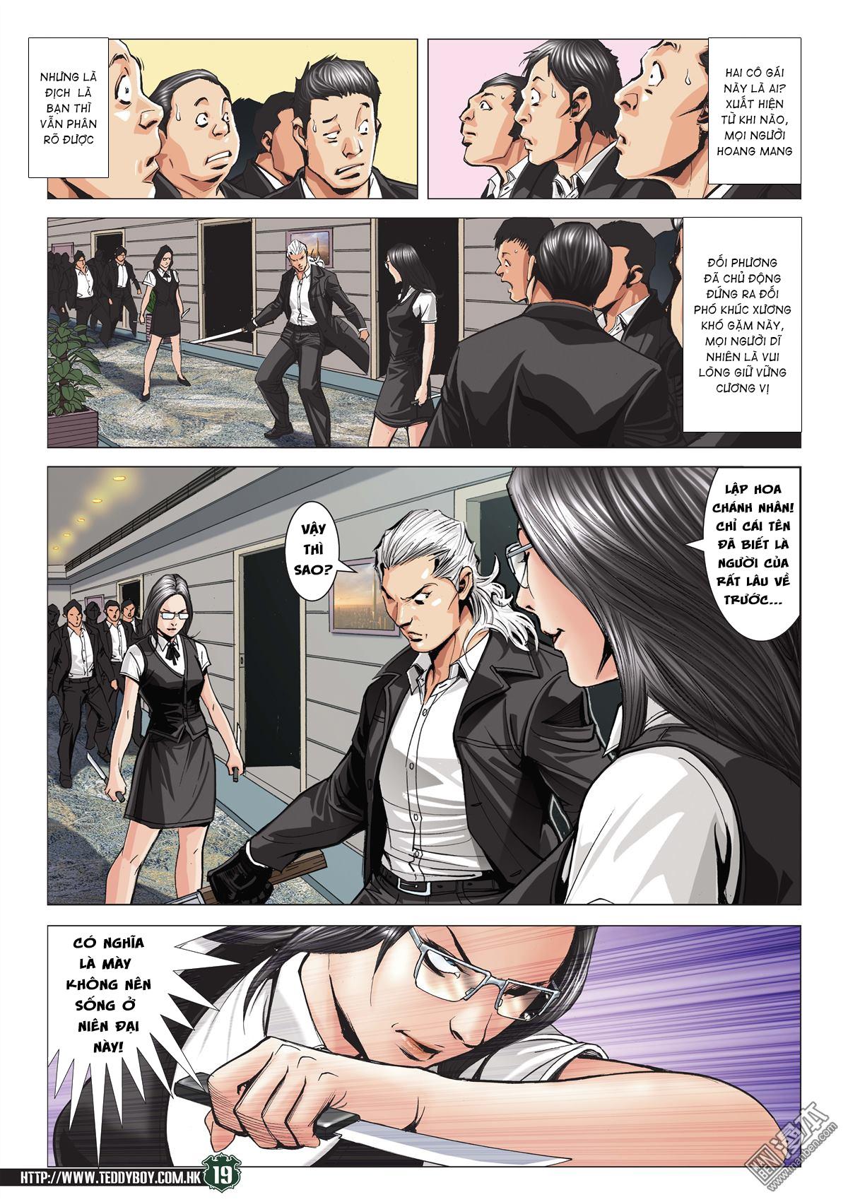 Người Trong Giang Hồ RAW chap 2070 - Trang 18