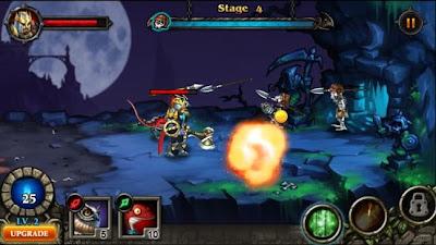 Hero Defense : Kill Undead Mod Apk v1.1.4 (Unlimited Everything)