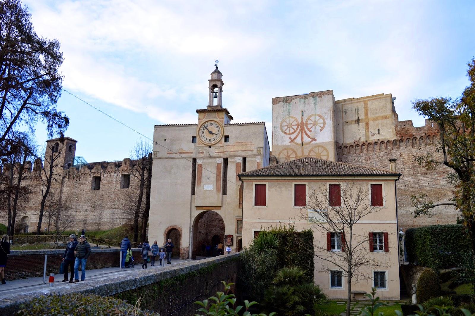 cammino di ronda mura di cittadella