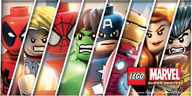 LEGO ® Marvel Super Heroes 00