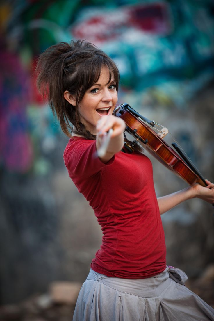 El block de Patry: Un violín como compañero de baile