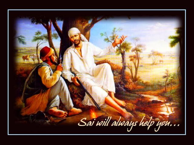 Bhagwan Ji Help me: God Sai, Sirdi Saibaba Wallpaper And Image