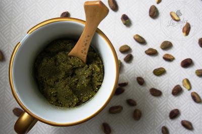 pasta de pistacho la dulce comarca