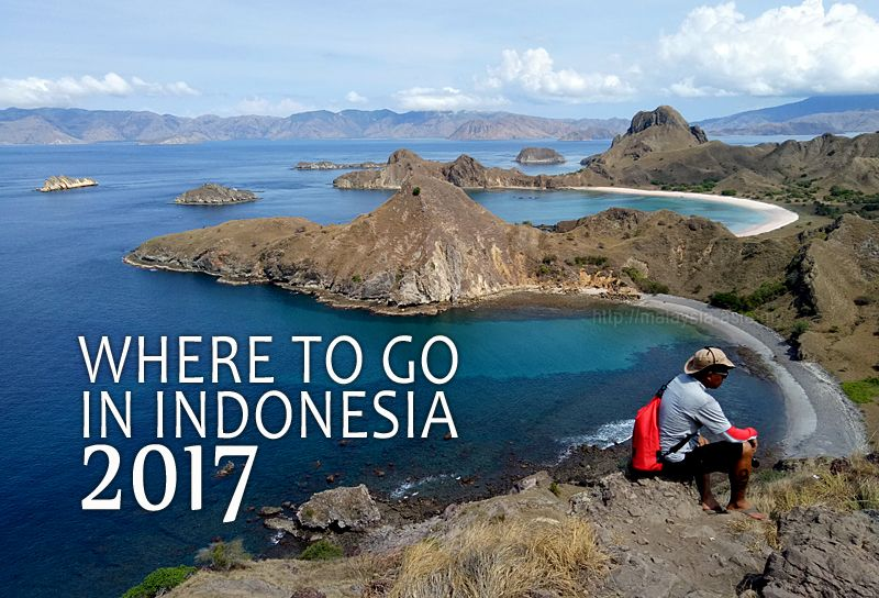 Places to Visit in Indonesia 2017