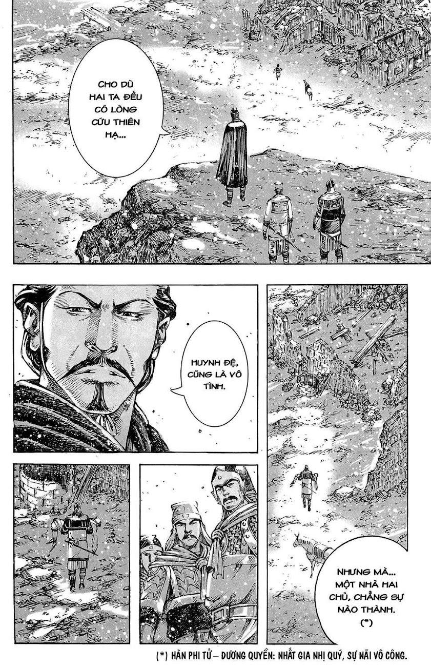 Hỏa phụng liêu nguyên Chương 388: Công tử khóc rồi [Remake] trang 6