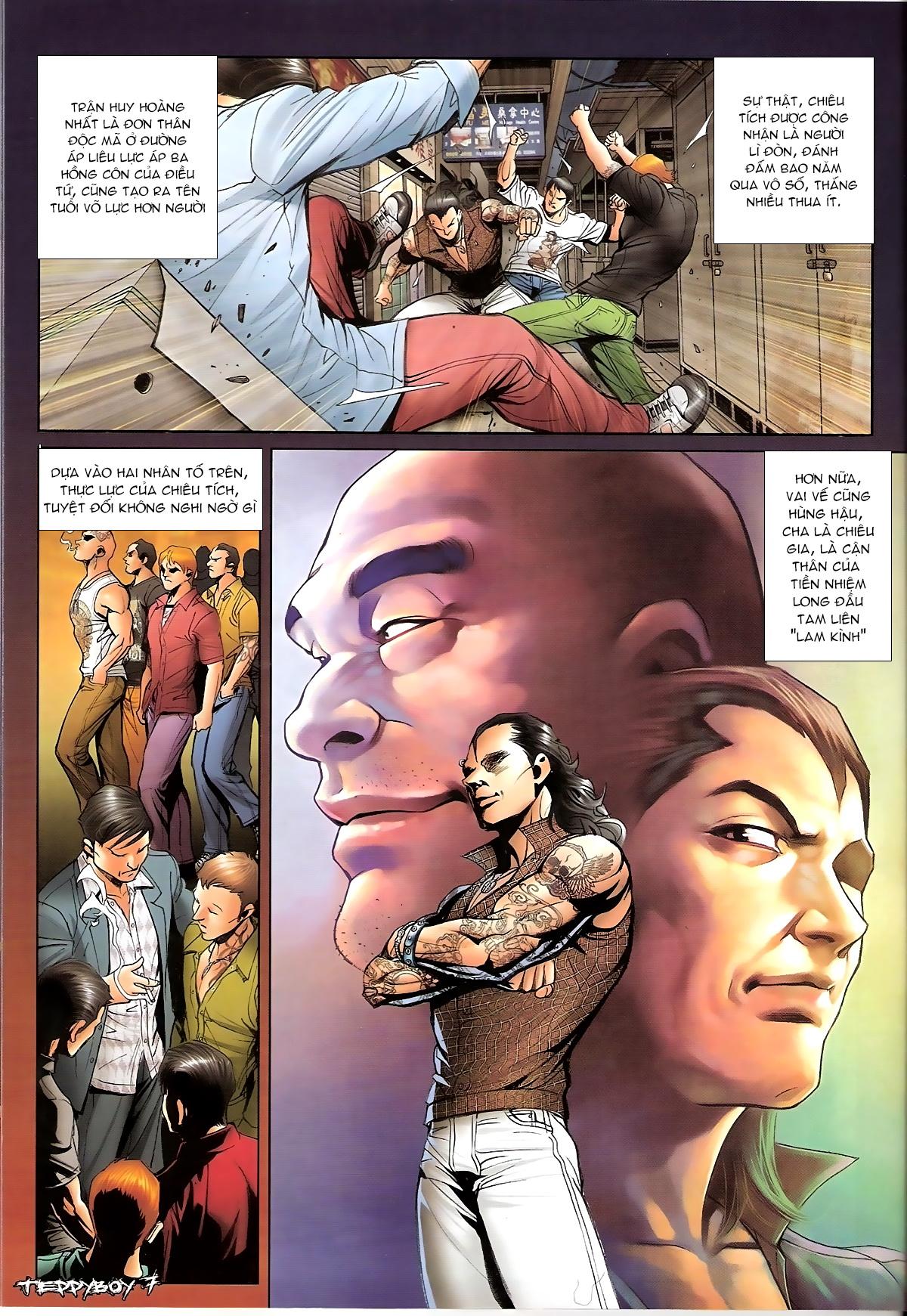Người Trong Giang Hồ - Chapter 1328: Rắc rối - Pic 4