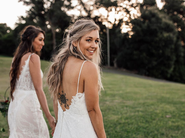 ➳ ISABELLA JANE HAIRSTYLING | WHIMSICAL, TEXTURED BRIDAL HAIRSTYLIST Q&A {GOLD COAST}