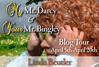 Blog Tour: My Mr Darcy and Your Mr Bingley by Linda Beutler