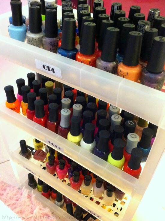 LBD & ONESIES - A Lifestyle Blog: Posh Nails Whitening