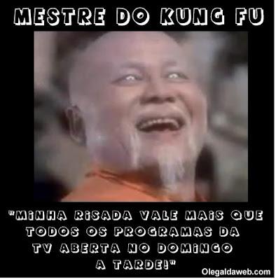 Mestre do Kung Fu