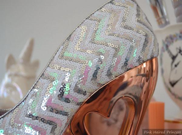 irregular choice rosie cheeks sequins detail