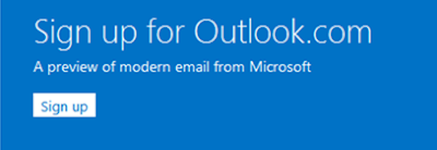 Sign Up For Outlook.com by Microsoft