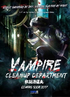 Nonton Vampire Cleanup Department (2017)