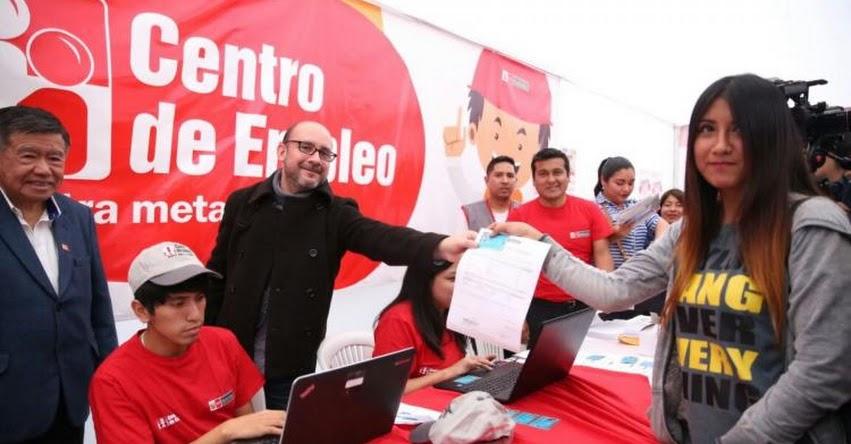 Ministerio de Trabajo ofrecerá más de 1,000 puestos laborales, durante la Maratón del Empleo en Lima Metropolitana - www.trabajo.gob.pe