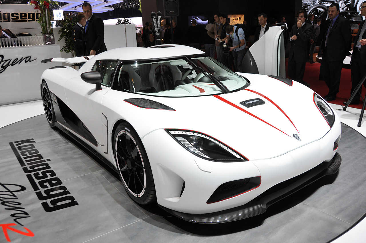Motorcycleluxury Koenigsegg Agera R Wallpaper
