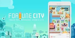 تطبيق, إدارة, المصاريف, والأموال, الخاصة, بطريقة, خاصة, لهواتف, وأجهزة, اندرويد, Fortune ,City