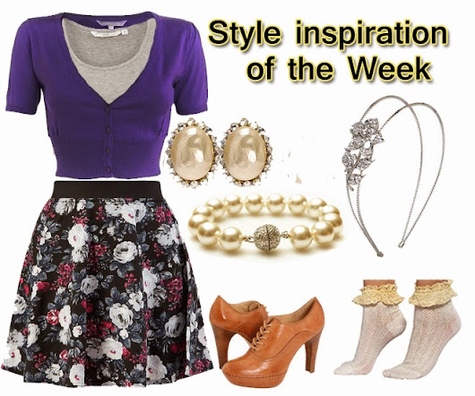 Style inspiration of the Week