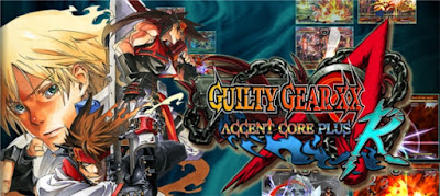 Download Guilty Gear XX Accent Core Plus Game PSP For ANDROID - www.pollogames.com