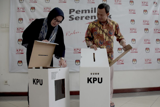 Fantastis, Anggaran untuk Pemilu 2019 Capai Rp 25 T