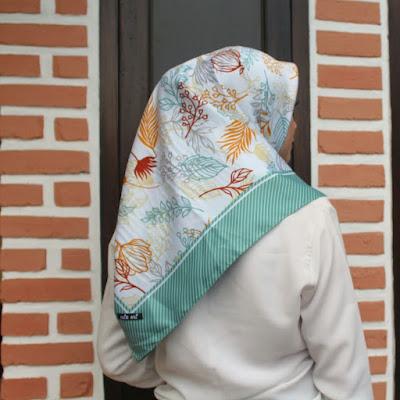 Hijab Segi Empat Maxmara