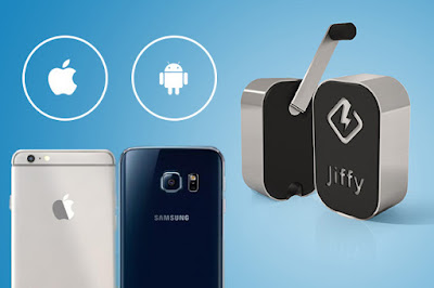 Jiffy recharger