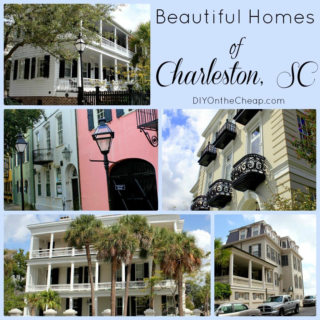 Charleston Sc Homes: Beautiful Homes Of Charleston, SC