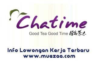 Lowongan Kerja Barista Crew Takoyaki Chatime Jakarta Barat
