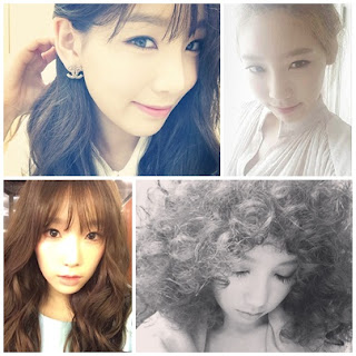 The different hairstyles of SNSD\'s Kim TaeYeon! - Wonderful Generation