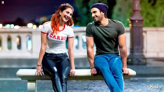 Ranveer Singh and Vaani Kapoor HD Images