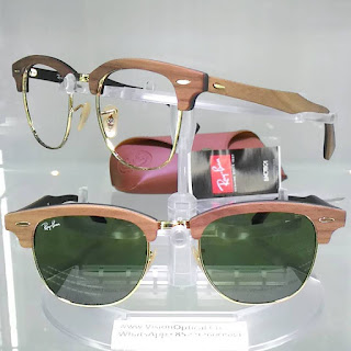 Ray Ban Clubmaster Wood & Traditional RB3016