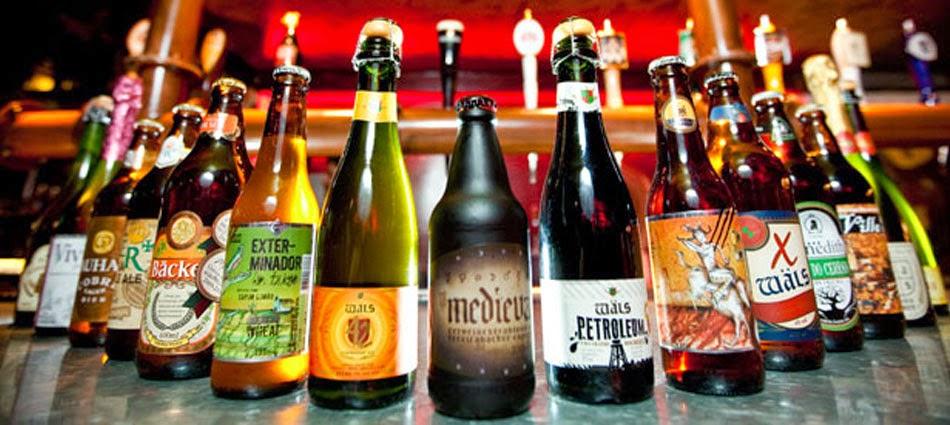 Cervejarias Artesanais