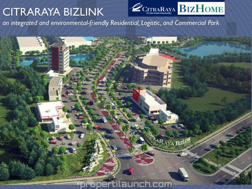 CitraRaya BizLink Tangerang