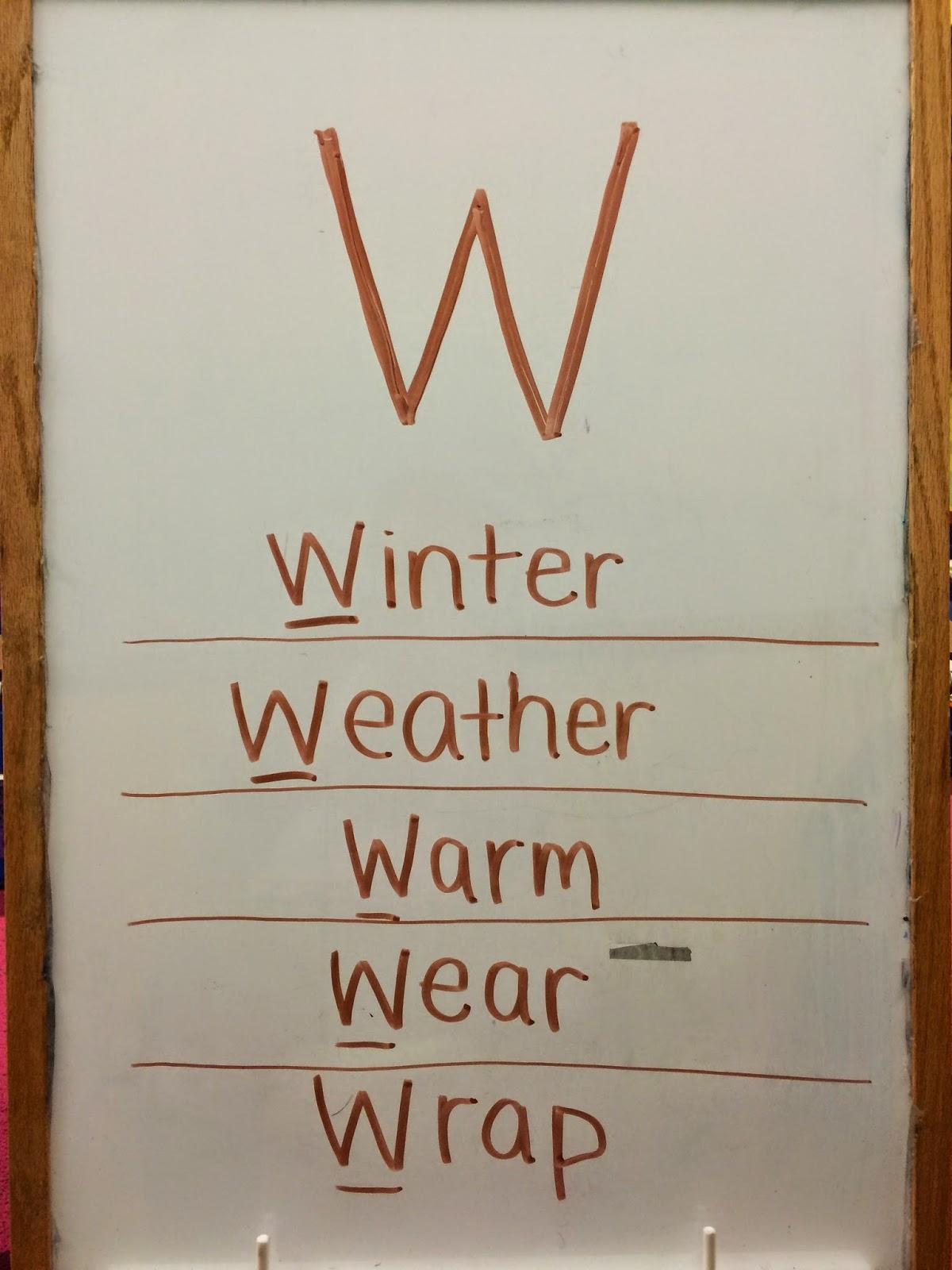 Literary Hoots Winter Weather Preschool Storytime