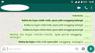 Begini Cara Merubah atau Ganti Huruf di Whatsapp Menjadi Berbeda
