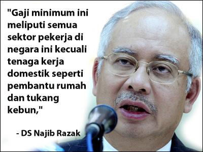 Gaji Minimum Pekerja Swasta RM900
