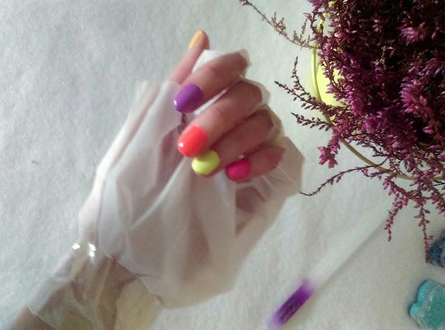 rękawiczki ochronne do lampy uv
