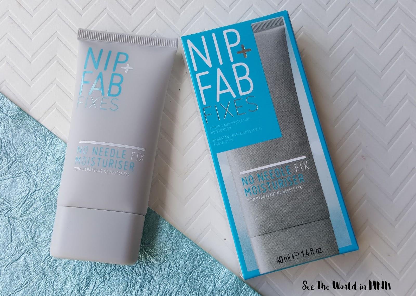 Skincare Sunday - Nip + Fab No Needle Fix Eye and Moisturiser