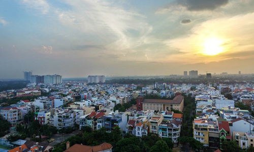 Lãi trước lỗ sau, nghịch lý giữa ma trận sốt đất nền Sài Gòn