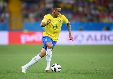 Dù mới tham dự World Cup 2018 nhưng chân sút Miranda Danilo lại bị huấn luyện viên Tite làm ngơ.