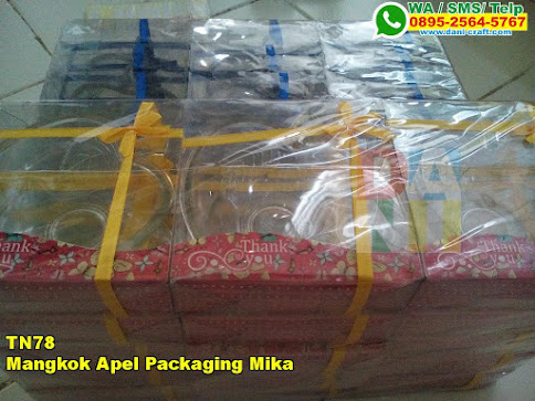 Harga Mangkok Apel Packaging Mika