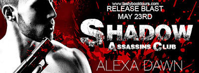 """""""Shadow"""" by @AuthorAlexaD - Release Blast & Amazon Card #Giveaway @TastyBookTours"""
